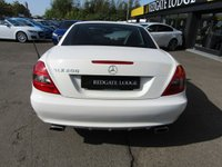 USED 2010 10 MERCEDES-BENZ SLK 1.8 SLK200 KOMPRESSOR 2d 184 BHP 6 SERVICES, RED LEATHER, HARD TOP..