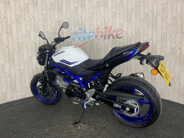 SUZUKI SV650 at Rite Bike