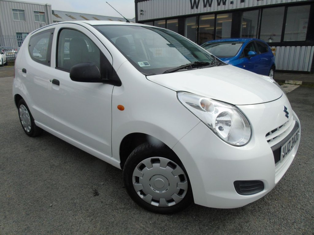 USED 2013 SUZUKI ALTO 1.0 SZ 5d 68 BHP £64 a month, T&Cs apply.