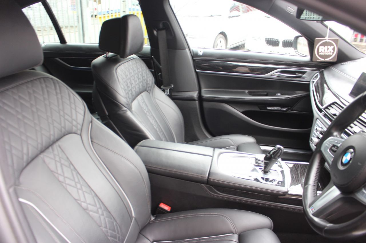 Used BMW 7 SERIES for sale