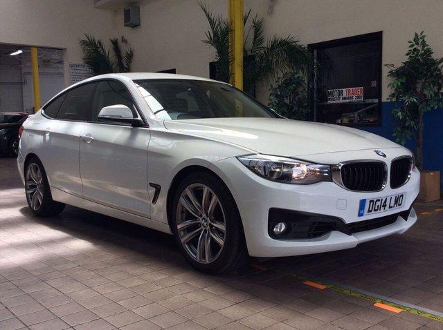 2014 14 BMW 3 SERIES 2.0 320I SPORT GRAN TURISMO 5d 181 BHP