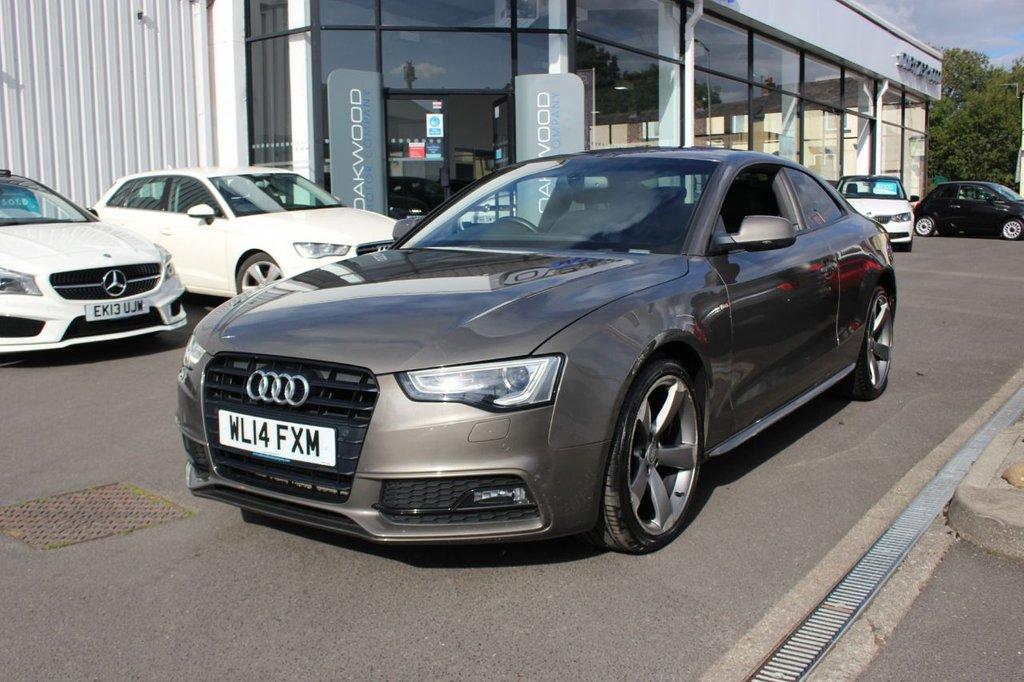 2014 Audi A5 2 0 Tdi Black Edition 2dr 10 495