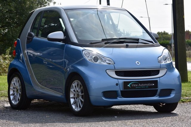 2010 x SMART FORTWO 1.0 PASSION 2d 84 BHP