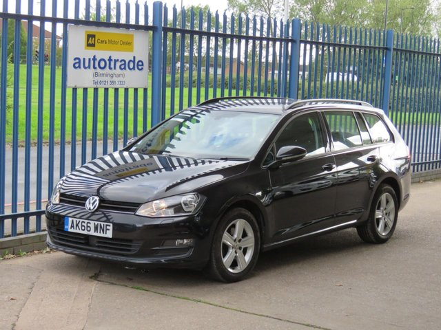 USED 2016 66 VOLKSWAGEN GOLF 1.6 MATCH EDITION TDI BMT 5d 109 BHP ULEZ COMPLIANT SAT NAV, DAB, FRONT AND REAR SENSORS 1 OWNER, HEATED SEATS, DAB, BLUETOOTH SAT NAV, VW HISTORY, FRONT AND REAR PARKING SENSORS, ACC CRUISE CONTROL.