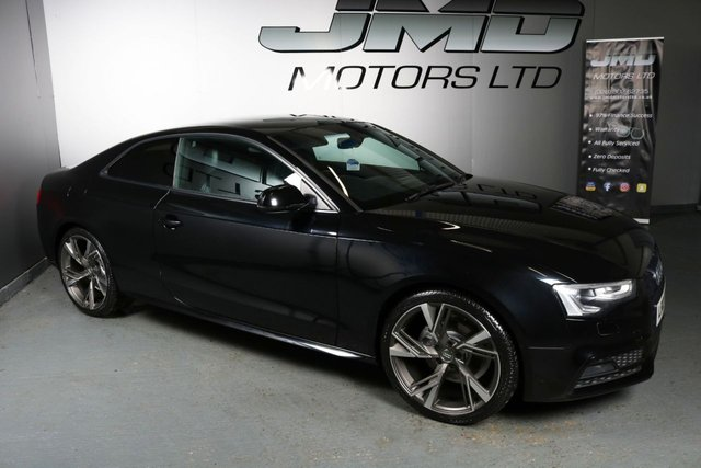 USED 2013 AUDI A5 2013 AUDI A5 2.0 TDI S LINE BLACK EDITION 2d 177 BHP ( FINANCE & WARRANTY)