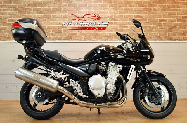 USED 2009 09 SUZUKI GSF 1250 Bandit  - FREE NATIONWIDE DELIVERY