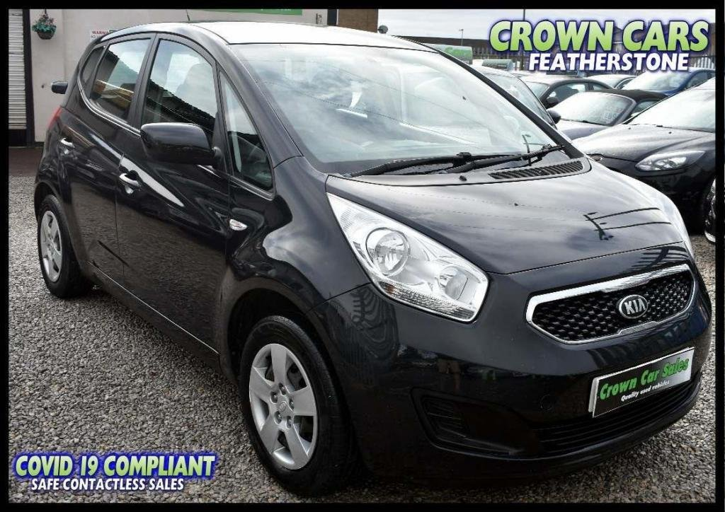 USED 2013 13 KIA VENGA 1.4 1 5dr ONE FORMER OWNER