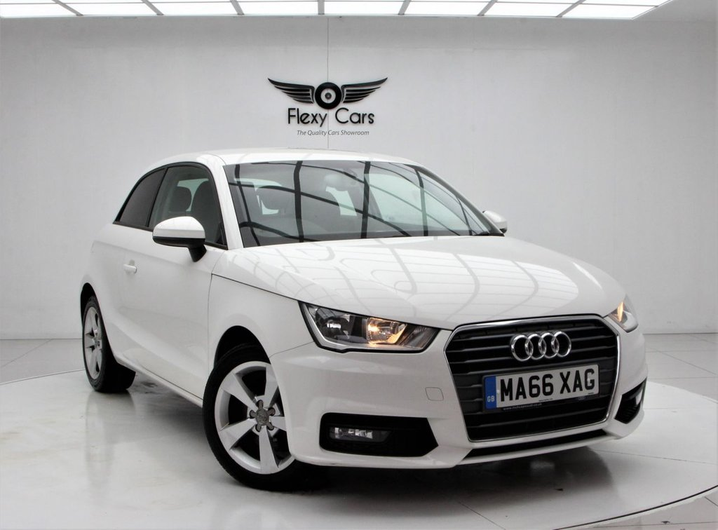 USED 2017 66 AUDI A1 Audi A1 1.4 TFSI Sport (s/s) 3dr