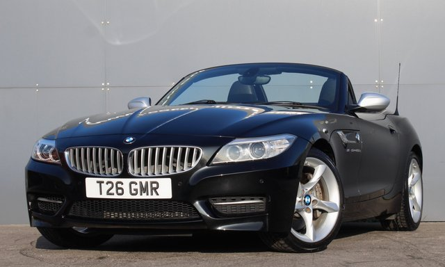 2015 65 BMW Z4 3.0 35is DCT SDRIVE 2dr 340 BHP [ SATNAV ]