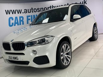 2015 BMW X5 2.0 XDRIVE25D M SPORT 5d 215 BHP £24500.00