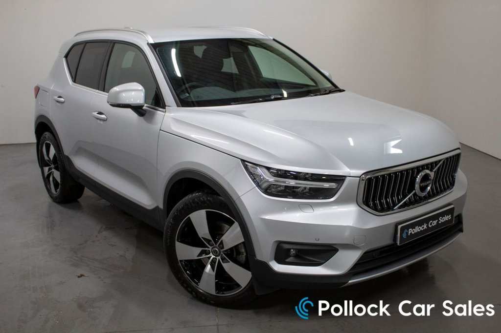 USED 2019 VOLVO XC40 2.0 D4 INSCRIPTION PRO AWD 5d 188 BHP Pro Pack, Power Seats & Tailgate, Reverse Cam, Sat-Nav