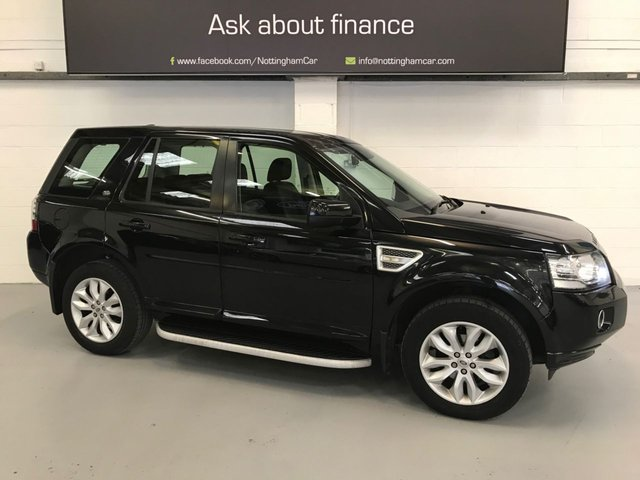 USED 2013 62 LAND ROVER FREELANDER 2.2 TD4 XS 5d 150 BHP