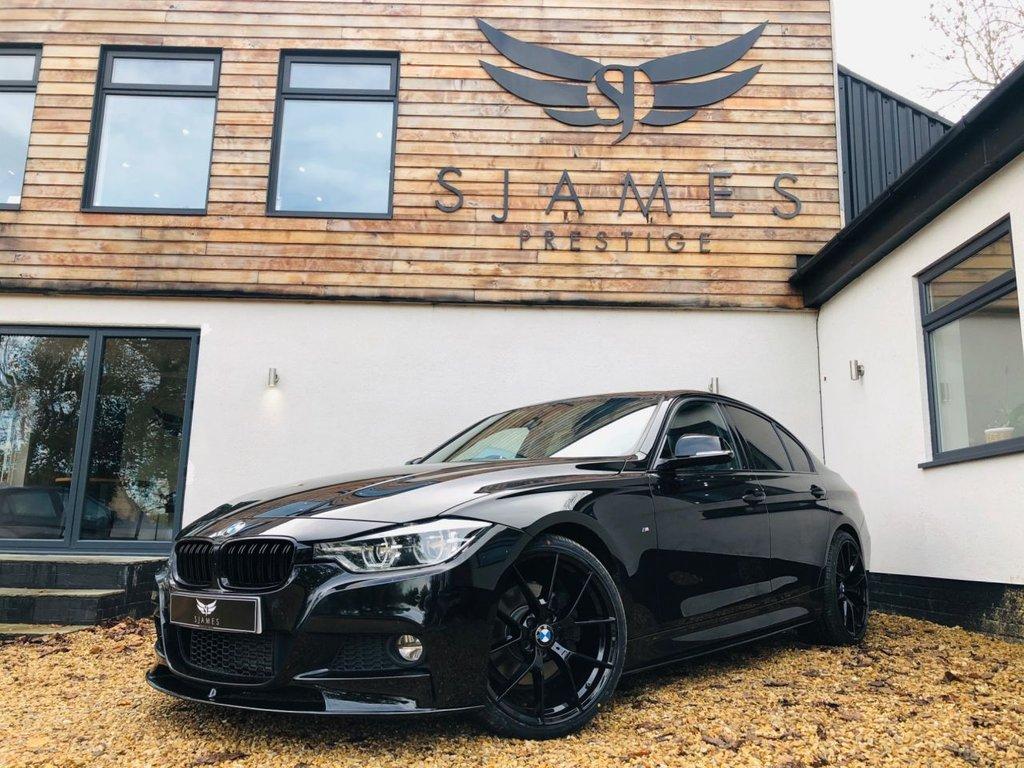 USED 2016 66 BMW 3 SERIES 3.0 330D M SPORT 4d AUTO 255 BHP