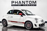 USED 2016 16 ABARTH 500 1.4 595 TURISMO 3d 158 BHP