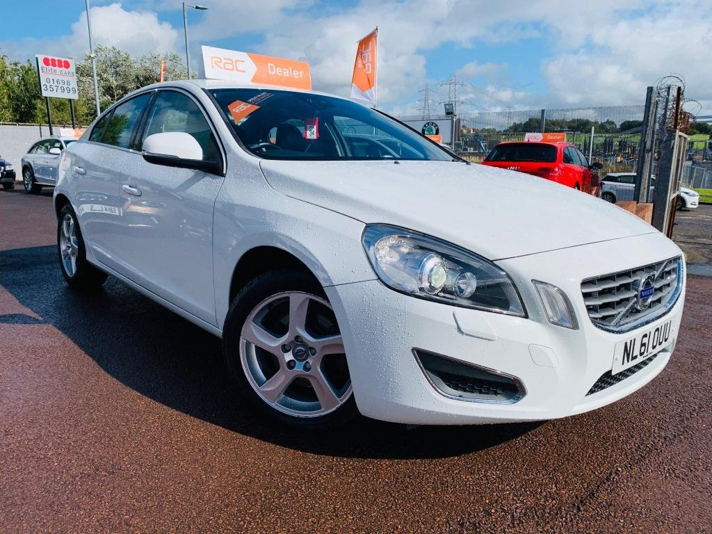 USED 2011 61 VOLVO S60 2.0 D3 SE Lux 4dr Drive away today..