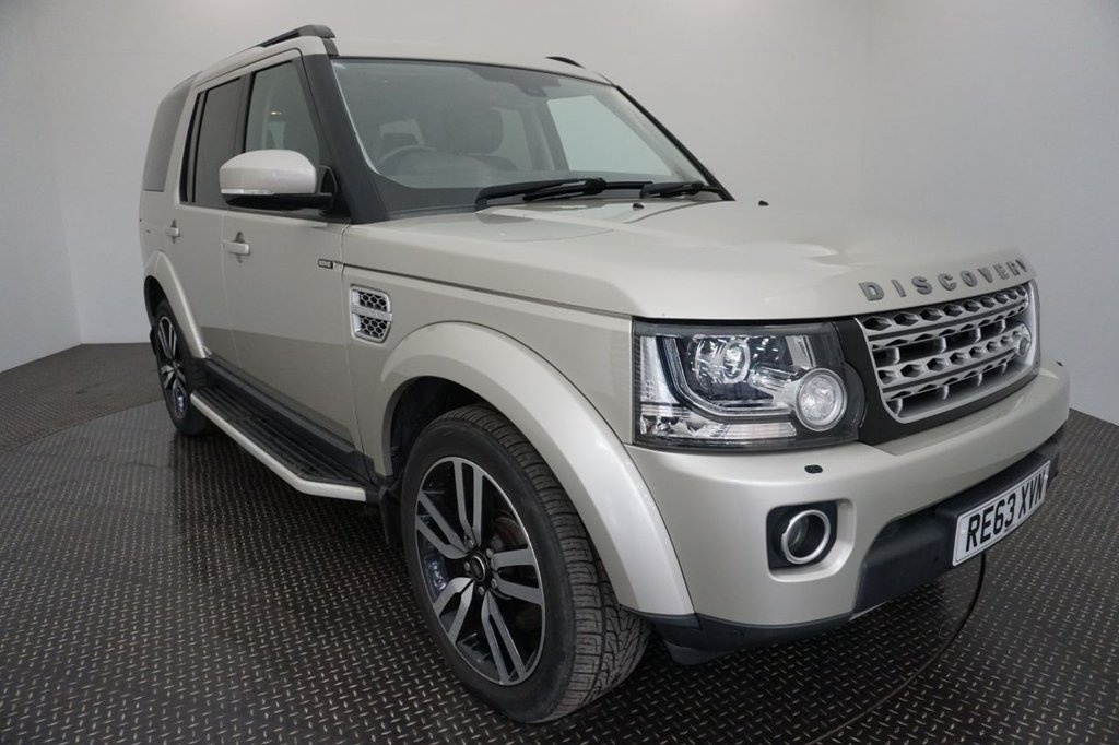 LAND ROVER DISCOVERY 4 for sale