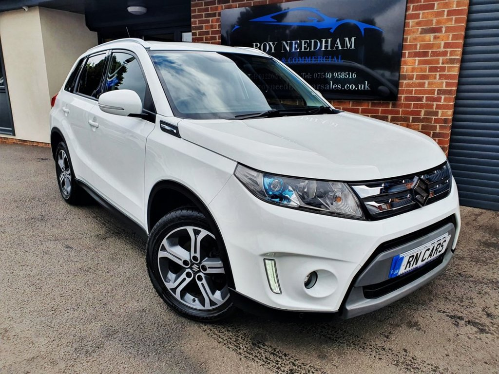 USED 2017 66 SUZUKI VITARA 1.6 SZ5 ALLGRIP 5DR 118 BHP *** 4X4 - GREAT SPEC - 2017 ***