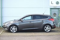 USED 2014 64 FORD FOCUS 1.6 ZETEC TDCI 5d 114 BHP APPEARANCE PACK - DAB - BLUETOOTH