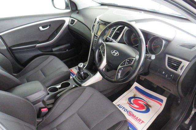 USED 2016 66 HYUNDAI I30 1.4 SE NAV BLUE DRIVE 5d 99 BHP