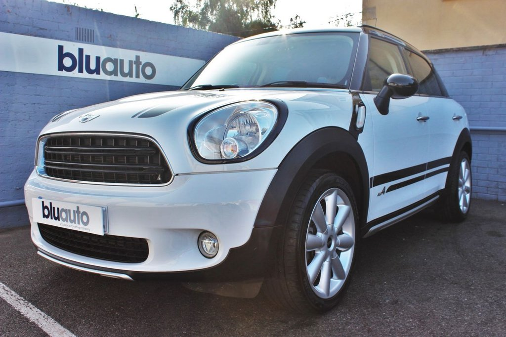 USED 2016 66 MINI COUNTRYMAN 1.6 COOPER D ALL4 5d 112 BHP Full Mini History, Low Running Costs, Low Mileage, Over £2000 Of Extras