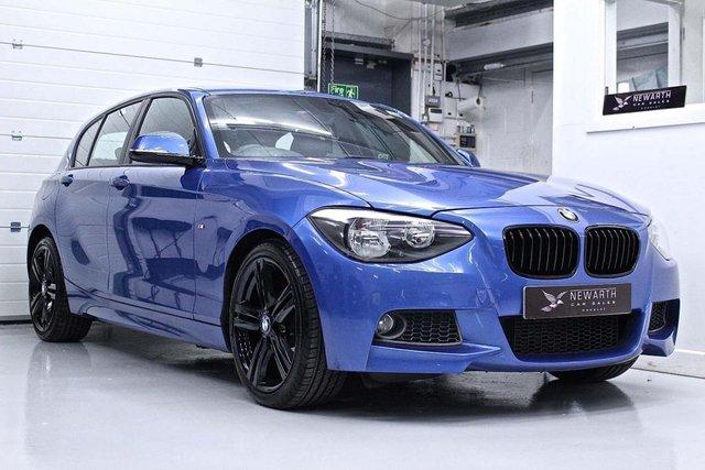 2014 14 BMW 1 SERIES 2.0 118d M Sport Sports Hatch (s/s) 5dr