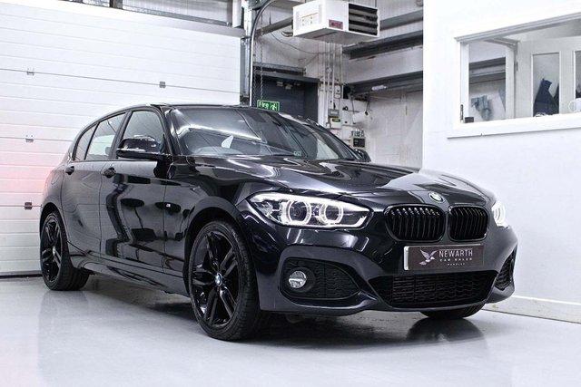 2017 17 BMW 1 SERIES 2.0 120d M Sport Auto xDrive (s/s) 5dr