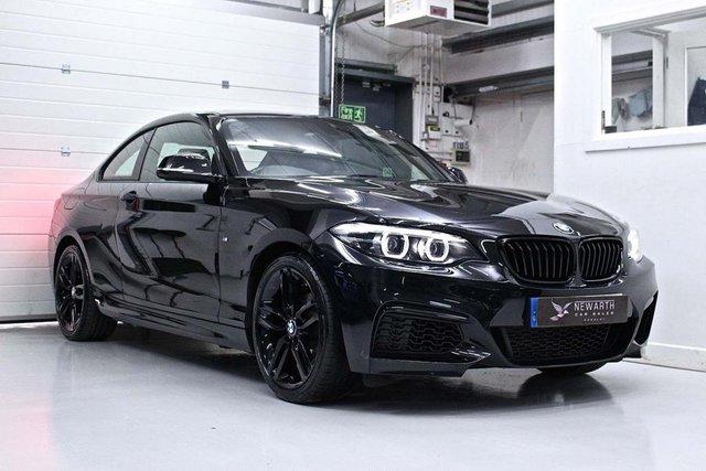2018 18 BMW 2 SERIES 1.5 218i M Sport Auto (s/s) 2dr