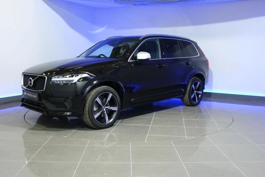 USED 2019 19 VOLVO XC90 2.0 D5 PowerPulse R-Design Auto 4WD (s/s) 5dr NAVIGATION DAB RADIO BLUETOOTH