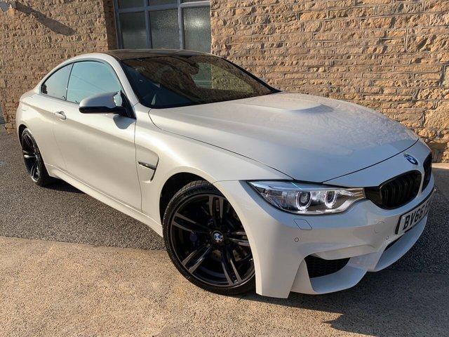 2016 66 BMW M4 3.0L M4 2d 426 BHP