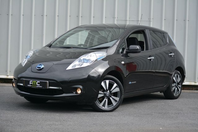 2016 66 NISSAN LEAF TEKNA 5d 109 BHP **Electric - 1 Owner - Huge Spec**