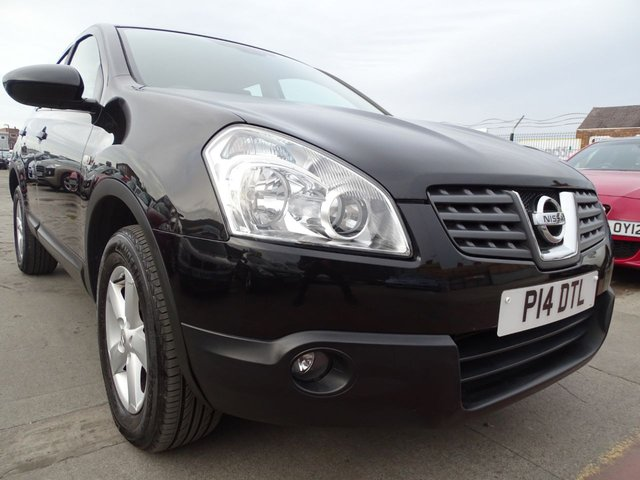 USED 2008 P NISSAN QASHQAI 2.0 ACENTA DCI 5d 148 BHP DRIVES A1 MUST SEE
