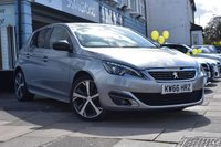 USED 2016 66 PEUGEOT 308 1.6 BLUE HDI S/S GT LINE 5d 120 BHP FINANCE FROM £205 PER MONTH