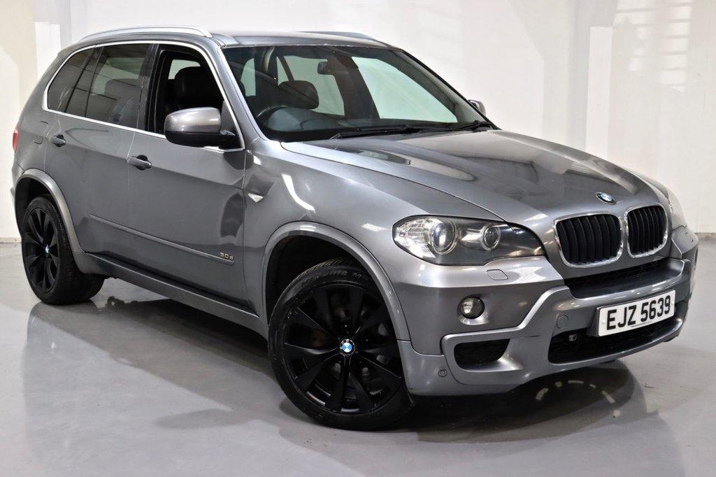 USED 2009 BMW X5 3.0 D M SPORT 5d 232 BHP