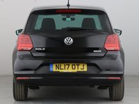 USED 2017 17 VOLKSWAGEN POLO 1.0 MATCH EDITION 5d 74 BHP 1 OWNER | DAB | AIR CON |