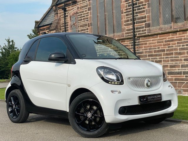 2016 16 SMART FORTWO 1.0 PASSION 2d 71 BHP