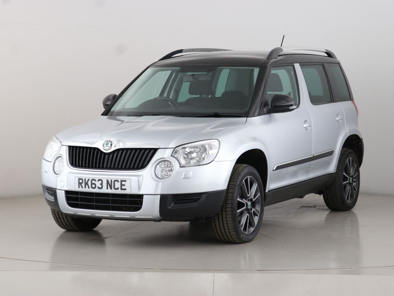 2013 Skoda Yeti Adventure Tdi Cr 6 300