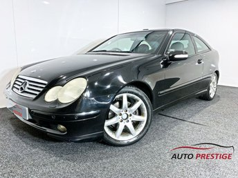 2004 MERCEDES-BENZ C-CLASS 1.8 C230 KOMPRESSOR SE 3d 192 BHP SOLD