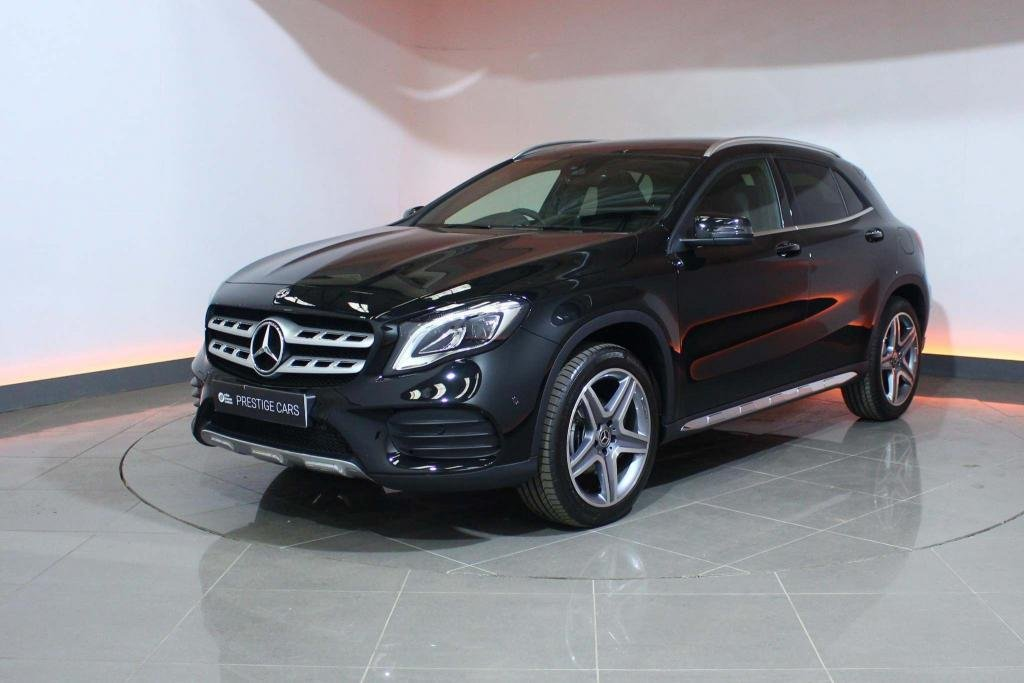 USED 2020 20 MERCEDES-BENZ GLA-CLASS 1.6 GLA200 AMG Line Edition (Plus) 7G-DCT (s/s) 5dr HEATED SEATS - NAVIGATION
