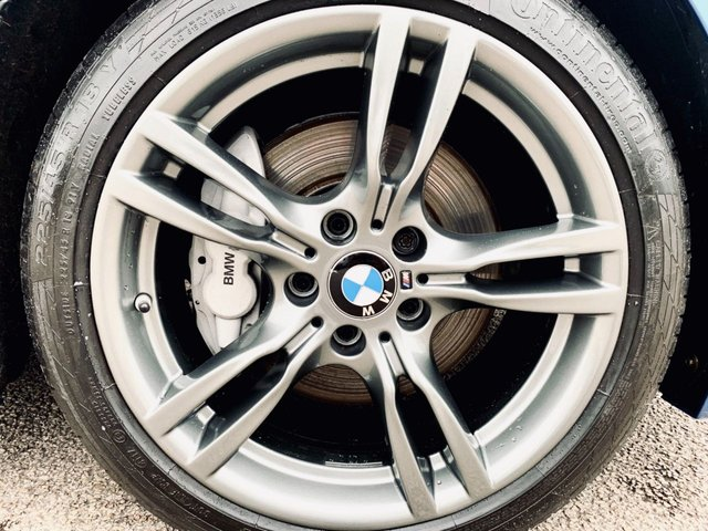 USED 2015 15 BMW 4 SERIES 3.0 435D XDRIVE M SPORT 2d 309 BHP 12 MONTH MOT - GOOD SERVICE HISTORY / LAST SEPT 2020 - PROFESSIONAL NAVIGATION - DAB RADIO - ONLY 1 PREVIOUS OWNER