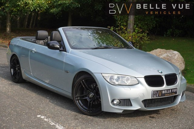 USED 2012 12 BMW 3 SERIES 2.0 320I SPORT PLUS EDITION 2d 168 BHP *SATNAV, PARKING SENSORS, CRUISE CONTROL, PADDLE SHIFT*
