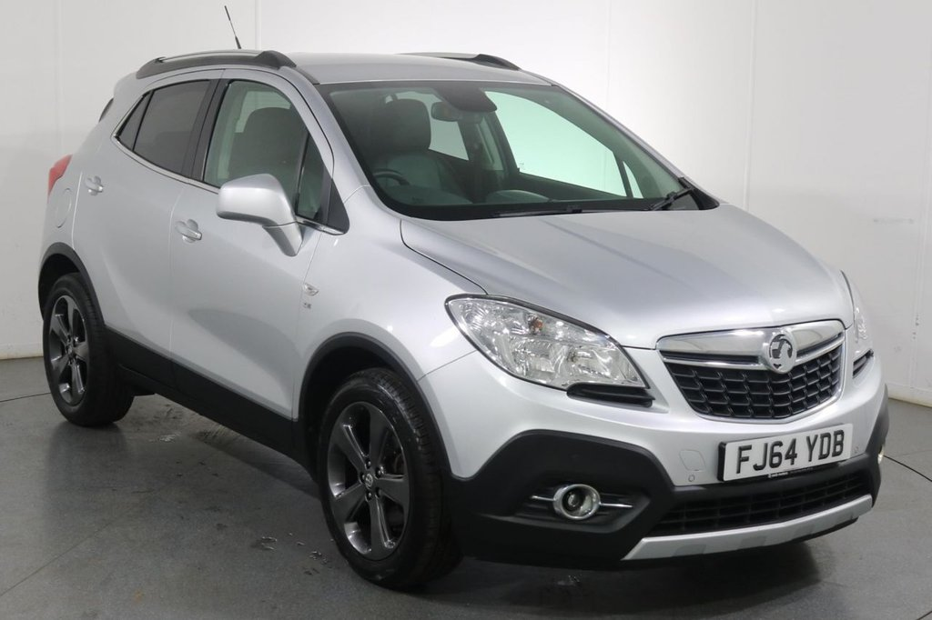 USED 2014 64 VAUXHALL MOKKA 1.6 SE S/S 5d 113 BHP Demo and 2 OWNERS with 5 Stamp SERVICE HISTORY
