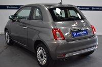 USED 2017 17 FIAT 500 1.2 LOUNGE 3d 70 BHP (PAN ROOF - PARKING SENSORS)