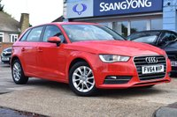 USED 2015 64 AUDI A3 1.6 TDI SE 5d 109 BHP FINANCE FROM £155 PER MONTH £0 DEPOSIT