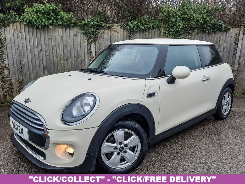USED 2015 15 MINI HATCH ONE 1.2 ONE 3d 101 BHP