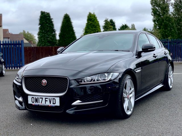 JAGUAR XE at ASK Motors