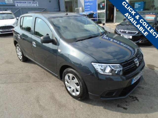 USED 2017 67 DACIA SANDERO 1.0 AMBIANCE SCE 5d 73 BHP FANTASTIC CONDITION AND DRIVE
