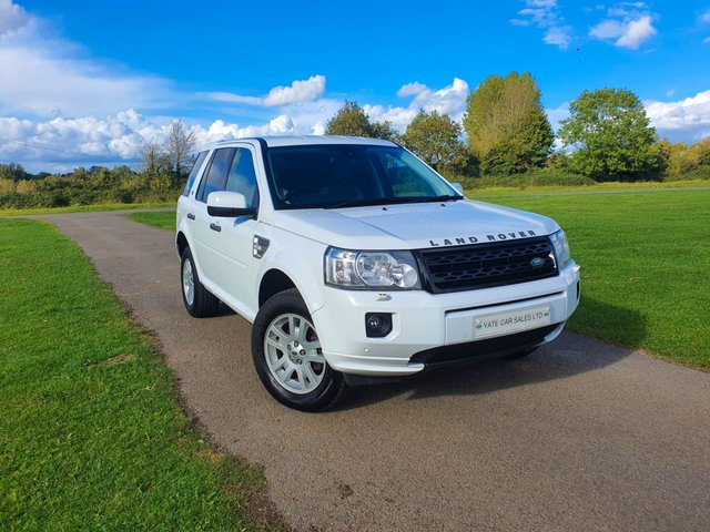 2012 12 LAND ROVER FREELANDER 2 2.2 SD4 XS 5d 190 BHP (FREE 2 YEAR WARRANTY)