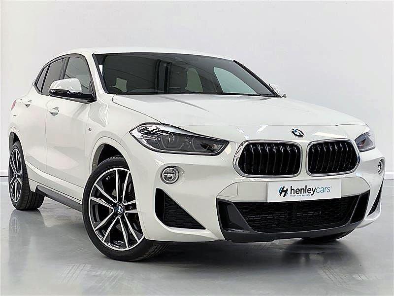 USED 2018 18 BMW X2 2.0 SDRIVE 20I M SPORT
