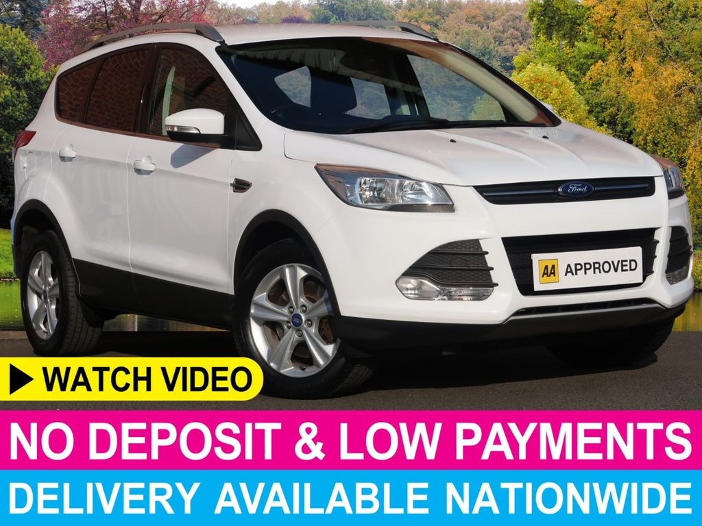 USED 2014 FORD KUGA 2.0 TDCi Zetec 5dr Heated Screen Heated Screen Air Con Cruise