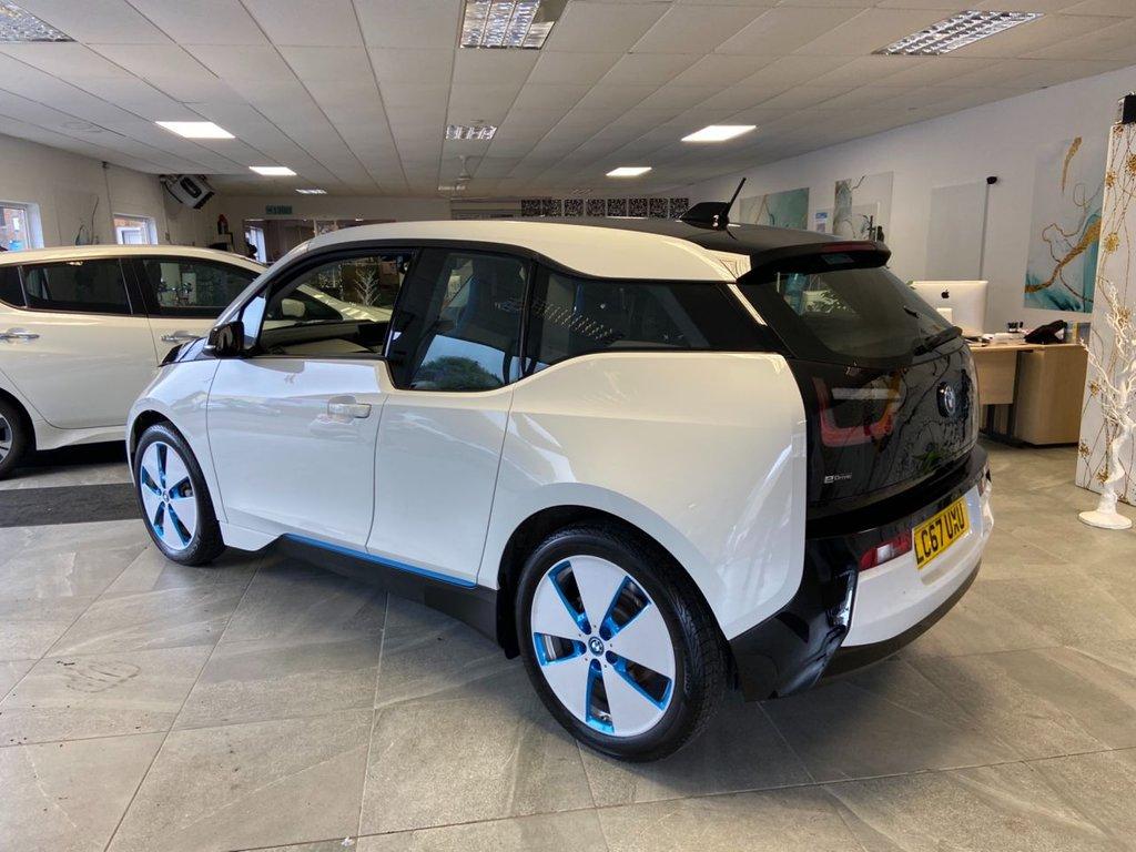 USED 2017 67 BMW I3 0.0 94Ah 33 kWh 5d 168 BHP Range 189 miles